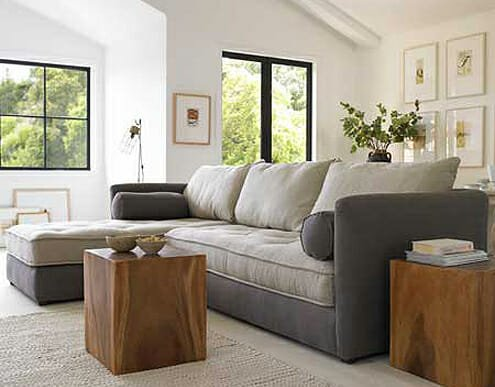 eco friendly products living room design