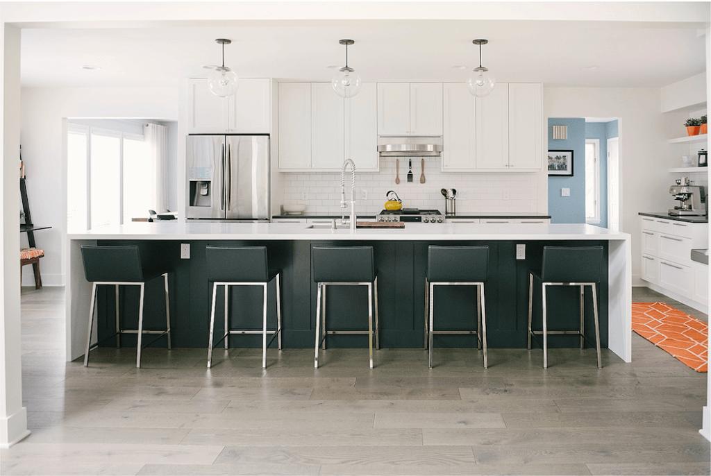 IKEA Semihandmade kitchen remodel