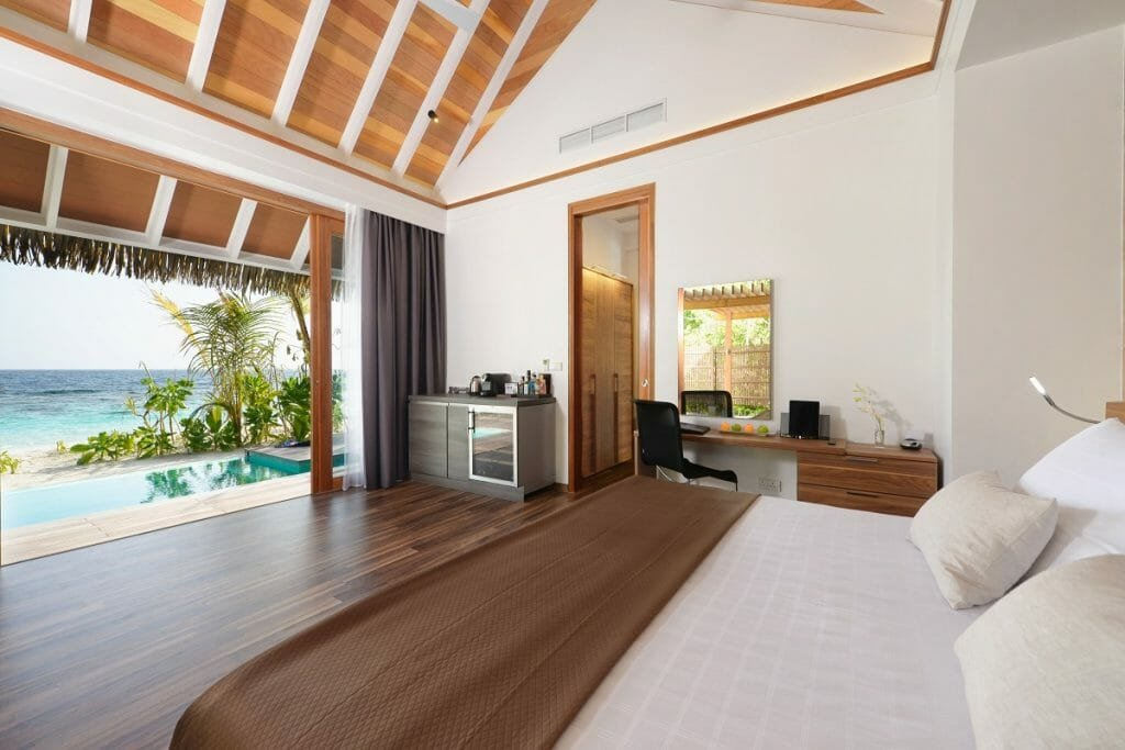 Kandolhu Maldives room
