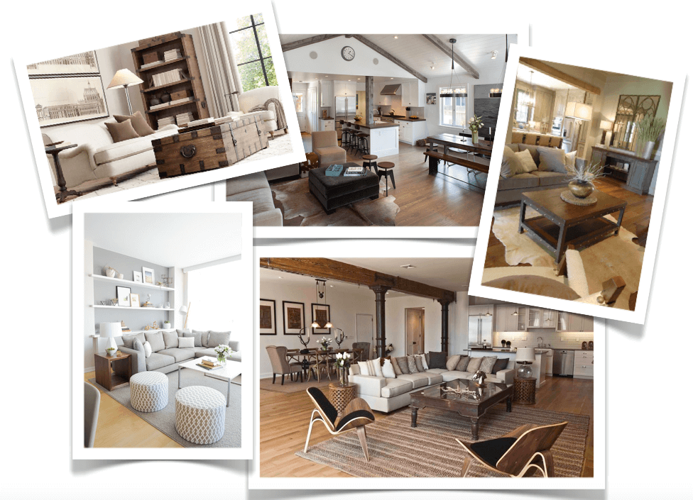 online interior design inspiration images