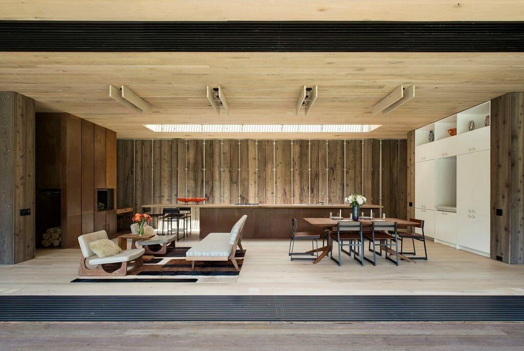 Design Milk interior design blog Elizabeth-II-House-Bates-Masi-6
