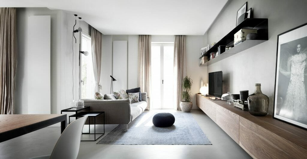 how to find an interior designer who is modern