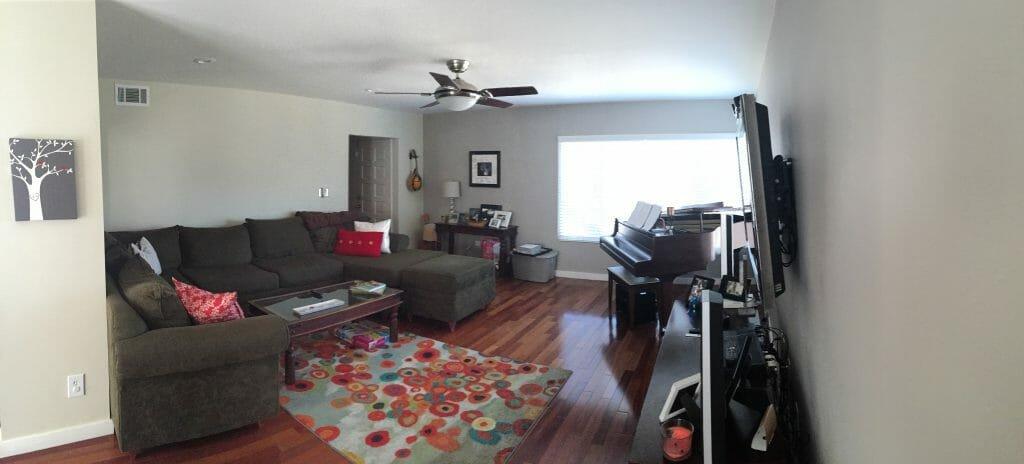 before online interior design living room