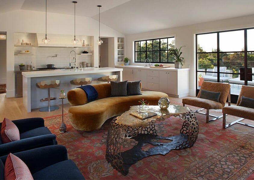 Eclectic hideway by San Francisco interior designer kendall wilkinson