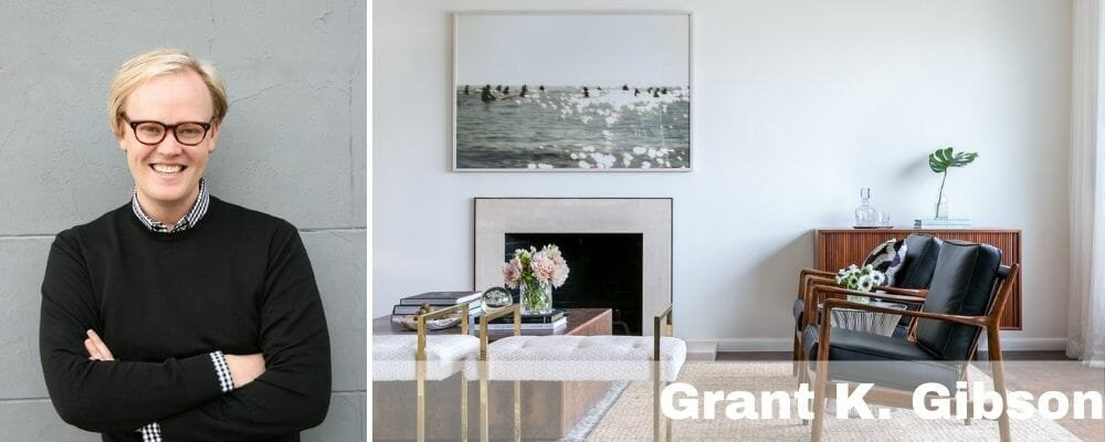 Find an interior designer San Francisco Grant Gibson