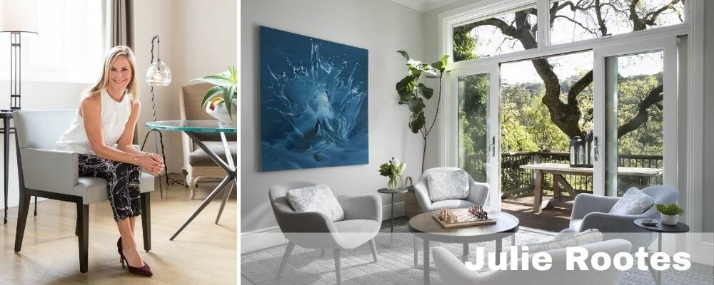 Houzz interior designer san francisco Julie Roots