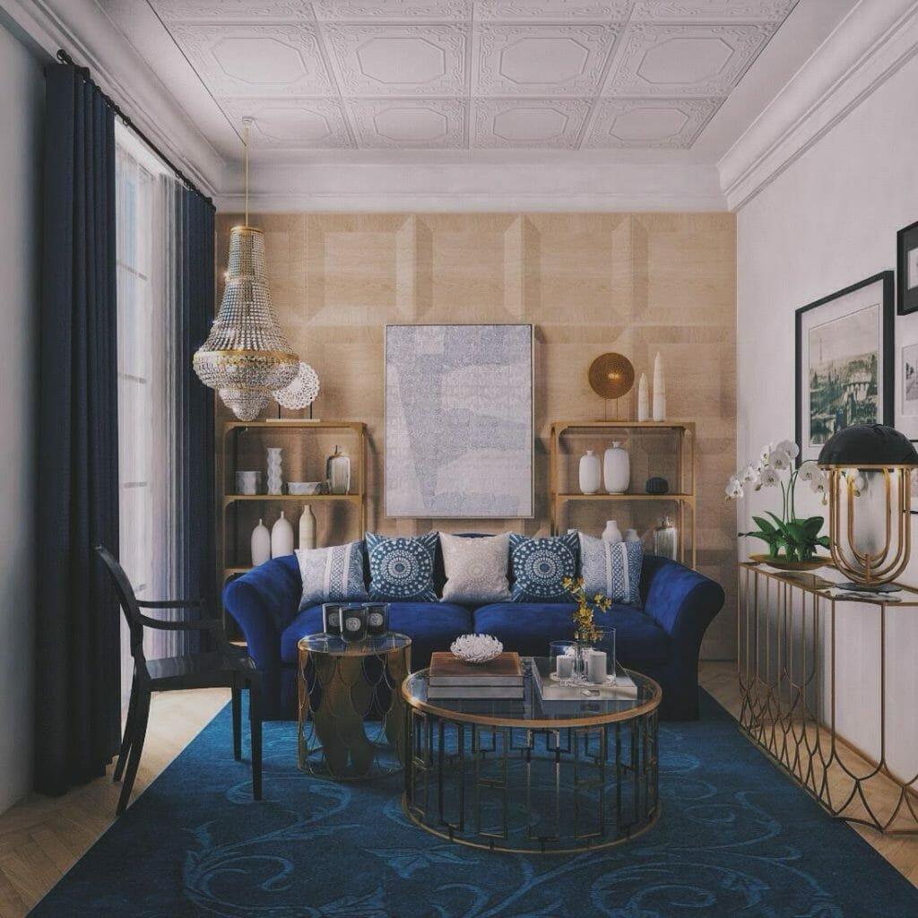 Online Interior Designer Spotlight: Ibrahim Husin