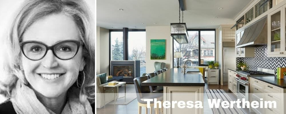 Top San Francisco interior designer and decorator Theresa Wertheim