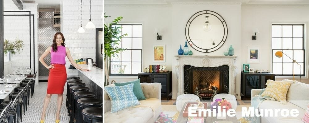 hire an interior designer san francisco Emilie Munroe
