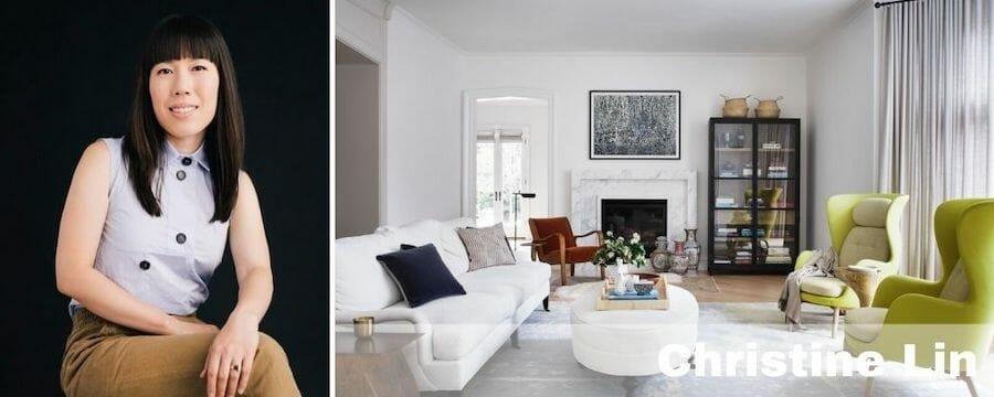 interior designers ner me San Francisco Christine Lin