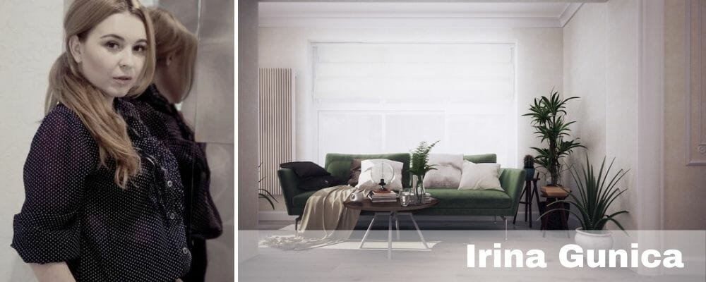 local interior design help San Francisco Irina Gunica
