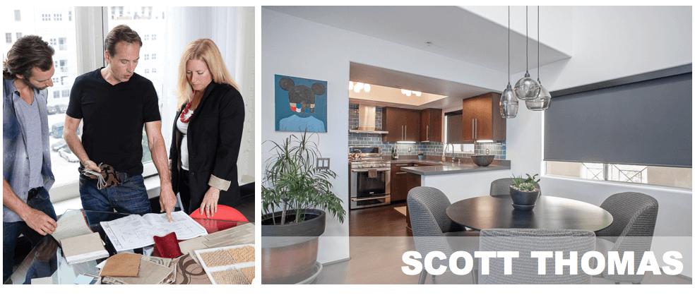 top 10 Los Angeles interior designers Scott Thomas