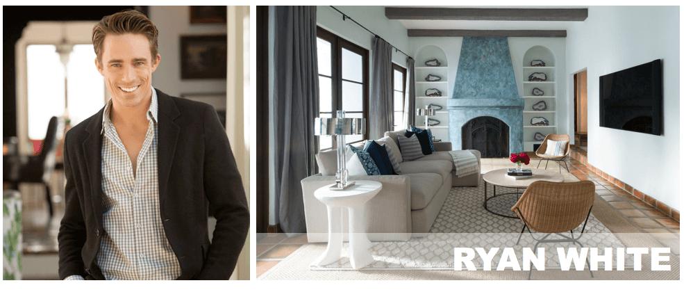 top Los Angeles interior designers Ryan White