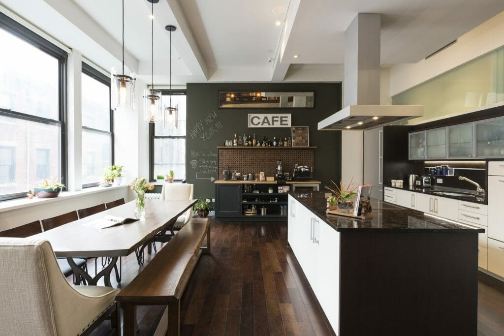 NYC interior designer Peti Lau
