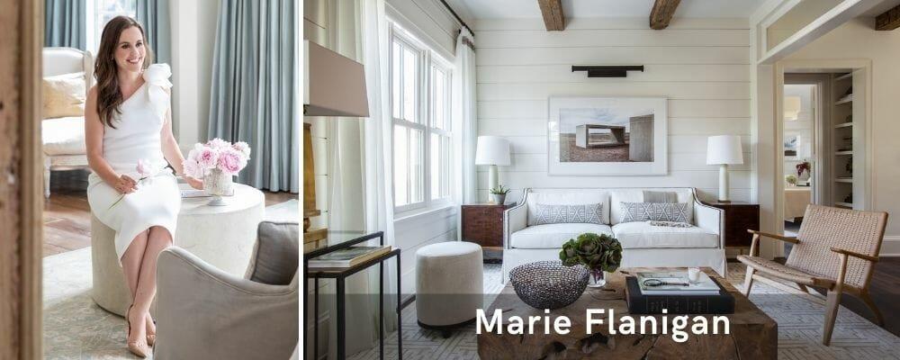 interior design firms houston - marie flanigan