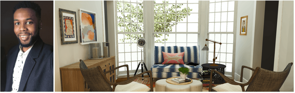 Online Interior Designer Spotlight: Taron Hudson | Decorilla