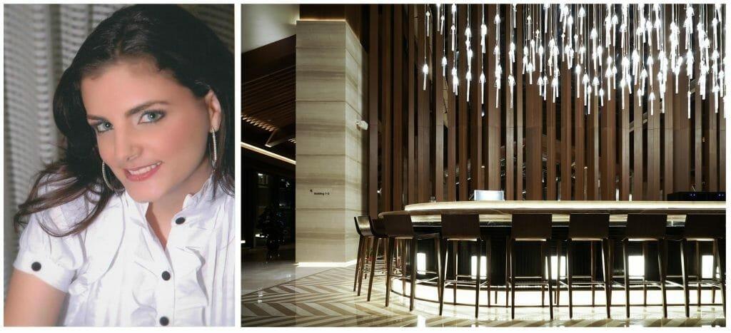 Online Interior Designer Spotlight Amelia Rozas- bar
