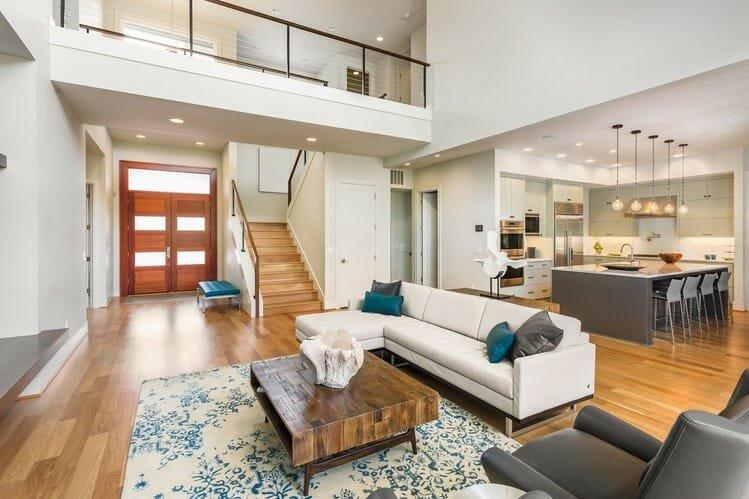 Online Interior Designer Spotlight Amelia Rozas- living room