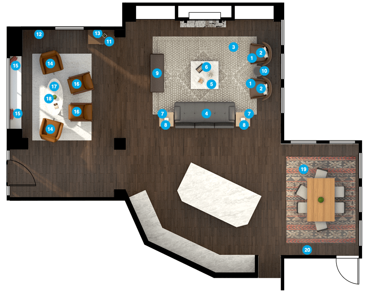 find an interior designer and layout help