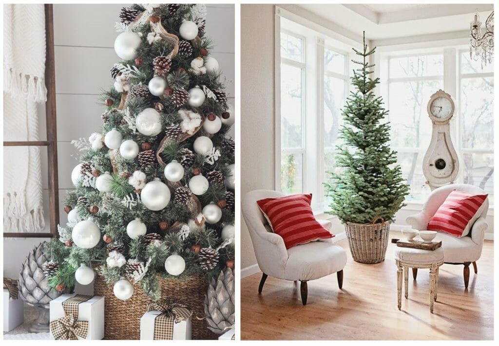 Christmas Tree decor for Every Design Style country cottage