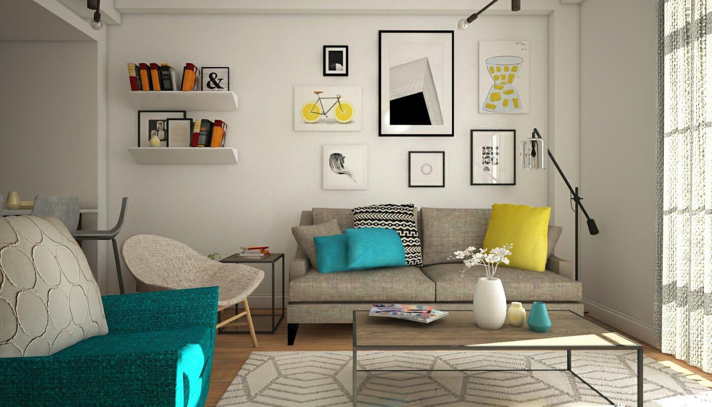 Online interior designer-Before-after_living room design-3
