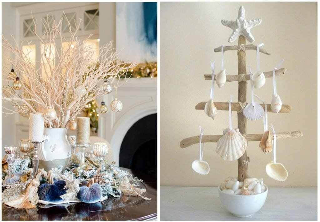 Winter Coastal Decor Driftwood Branches