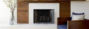 how to decorate a modern fireplace mantel_main