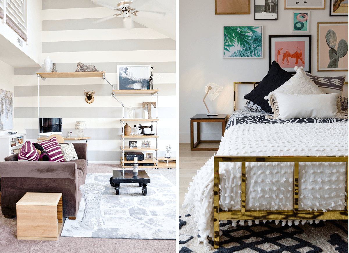 sustainable interior design crafty do-over
