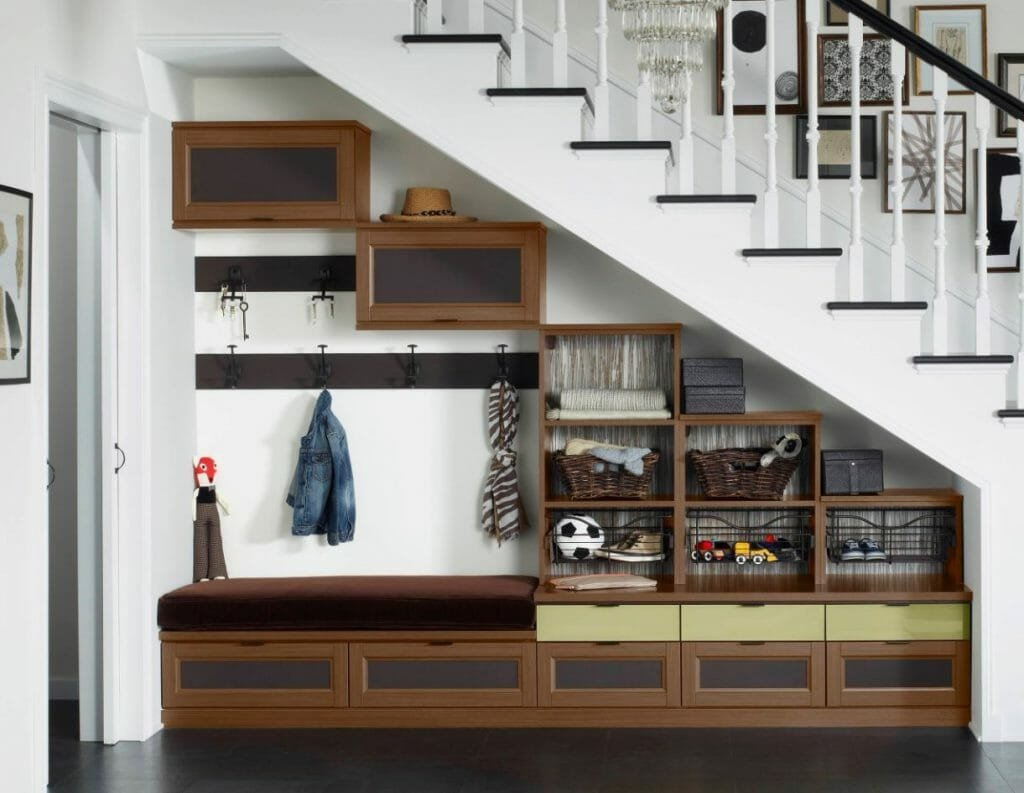 how to organize your home entryway organization