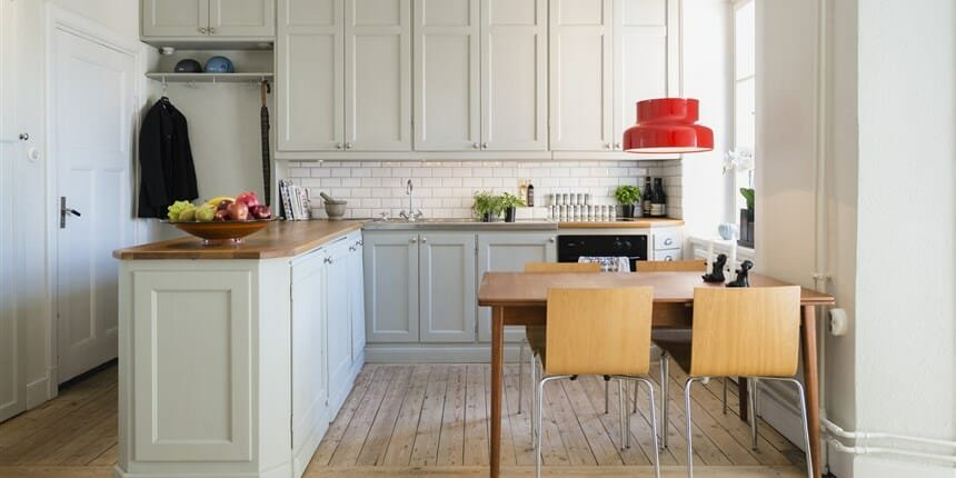 how to organize your home - kitchen organization
