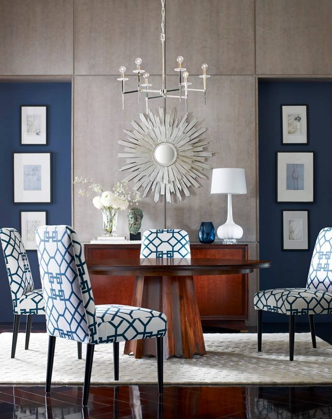 2018 interior design trends dining room