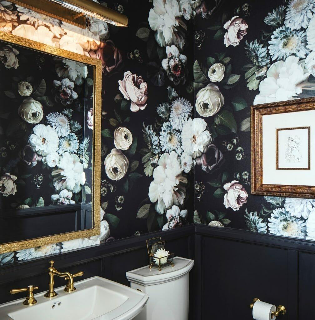 spring interior design trends corine m wallpaper