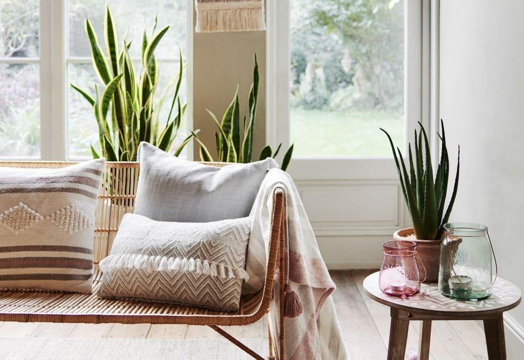spring interior design trends texture
