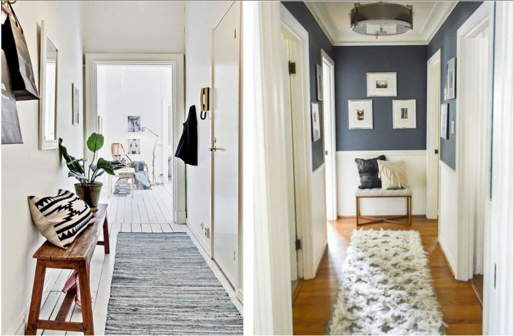 Designer Tips: 7 Creative Hallway Decorating Ideas | Decorilla