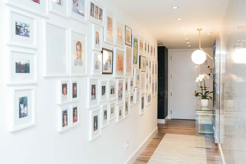 hallway decorating ideas Lindsay B.