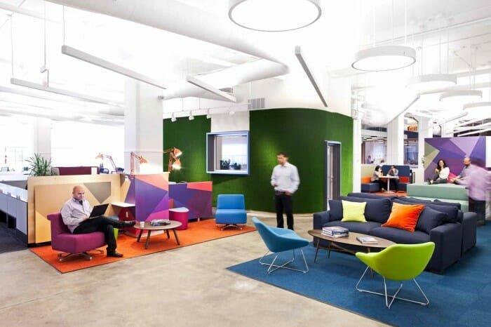 modern office interior design help