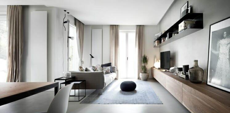 Scandinavian interior living room interior design help