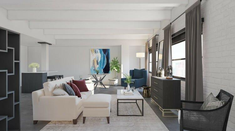 contemporary-living-room-design-Online-design-Transitional-Dining-Room-Decorilla-online-interior-design-Lauren-A