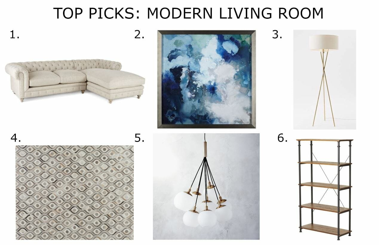modern living room decorilla top picks
