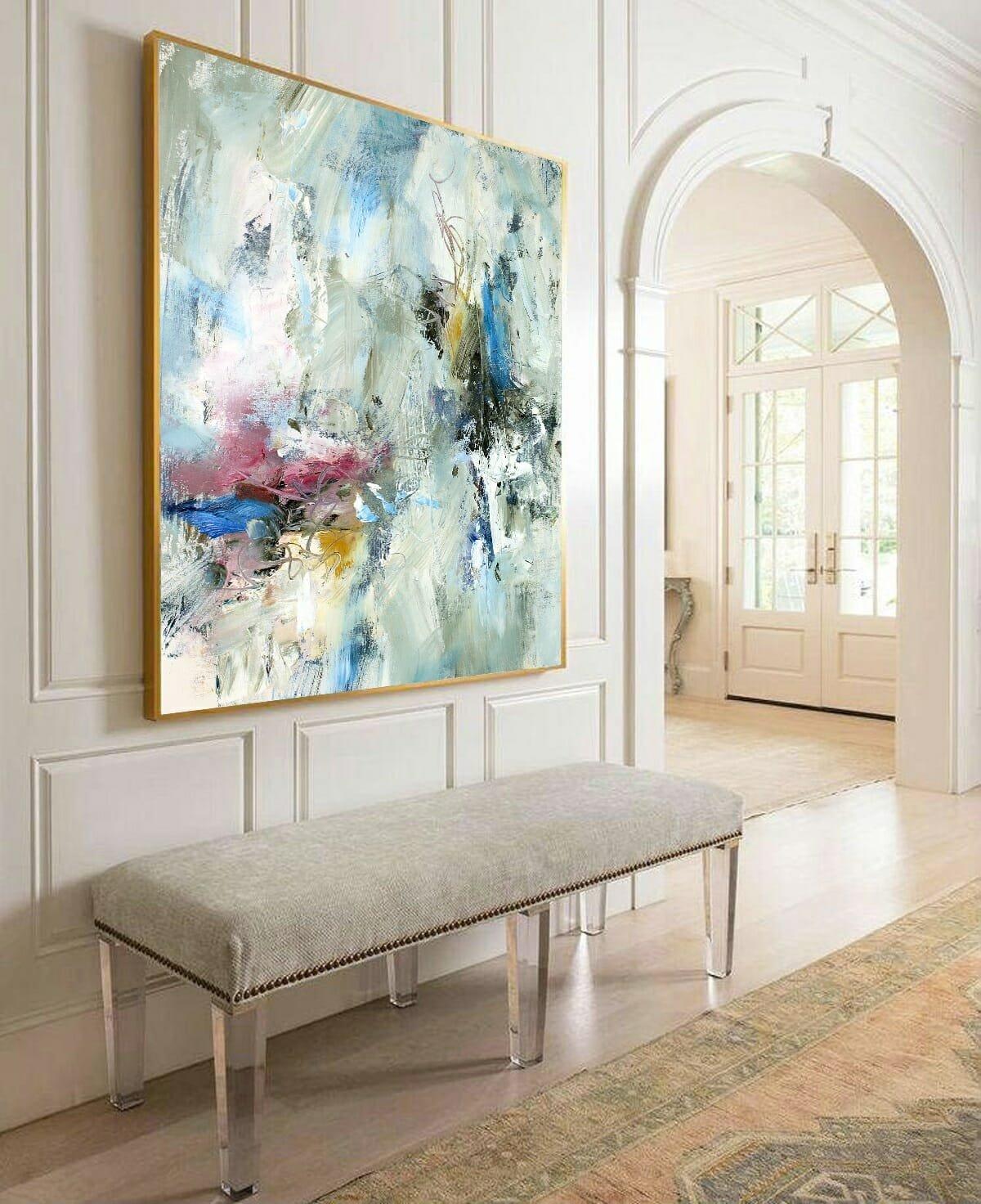 Buy original artwork fannyboz-by-Hugh Abernethy-Artfinder