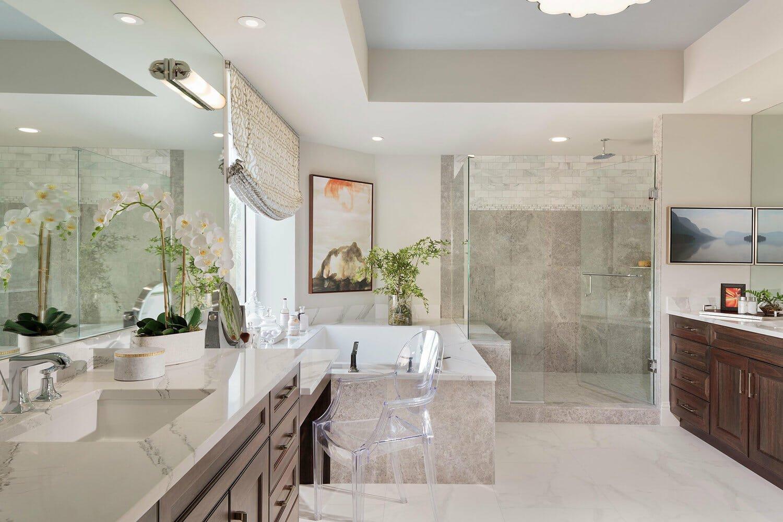 interior designers orlando florida-Aqua+master+bathroom