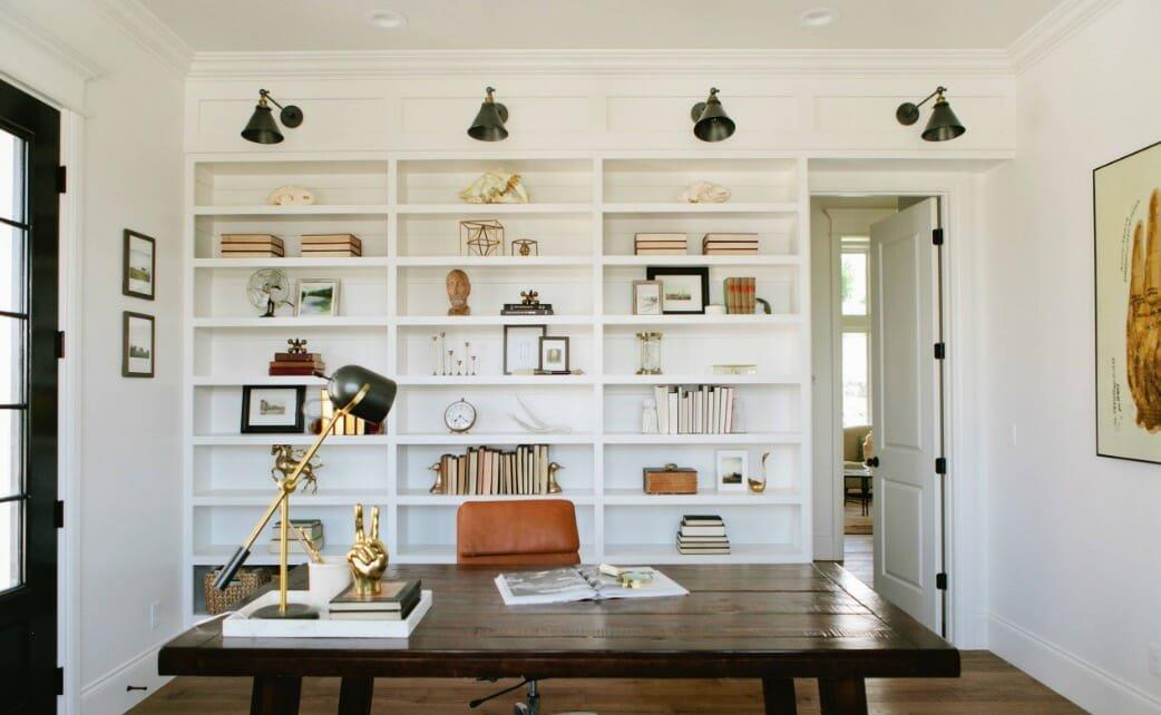 modern farmhouse interior design neutral color palette