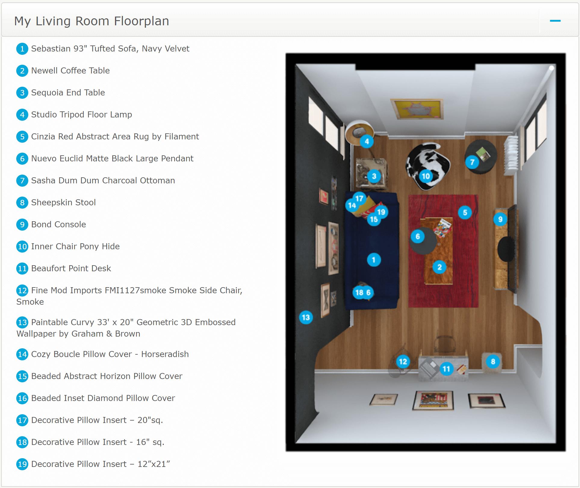 studio apartment design online