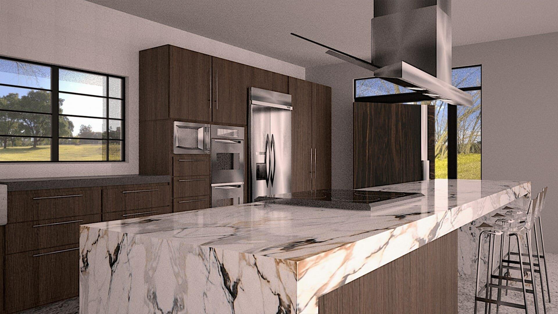 Contemporary kitchen by one of Decorilla's top Orlando interior designers, Yumilka S