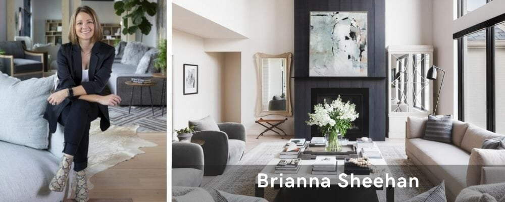 Hire an interior designer - brianna sheehan