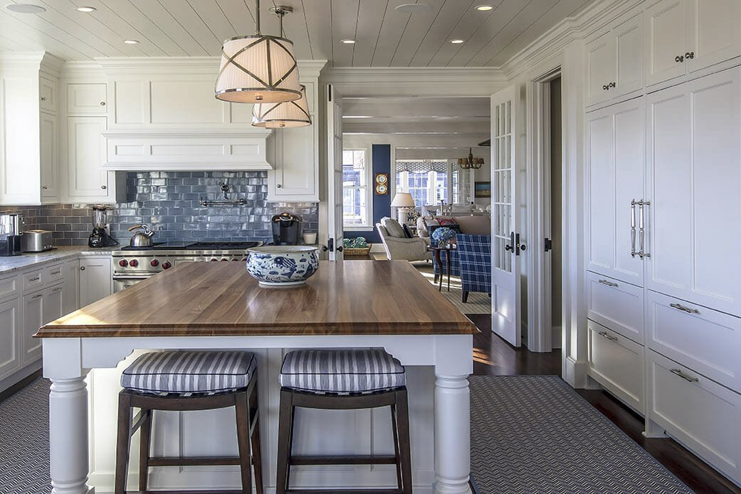hire an interior designer in boston - Classic Nantucket