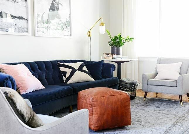 best interior design blogs yellow brick home