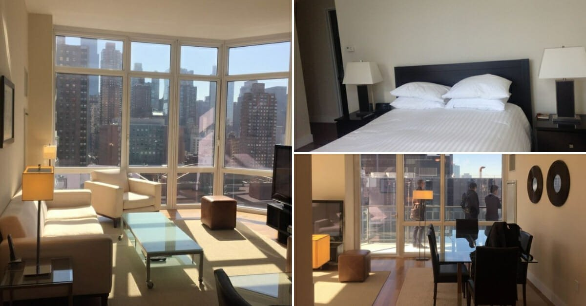 modern apartment design before photos