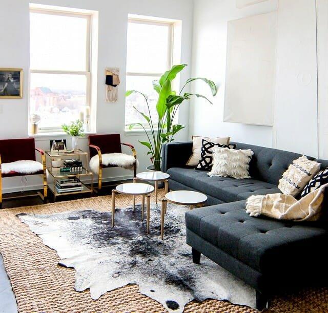 2019 home decor trends modern boho