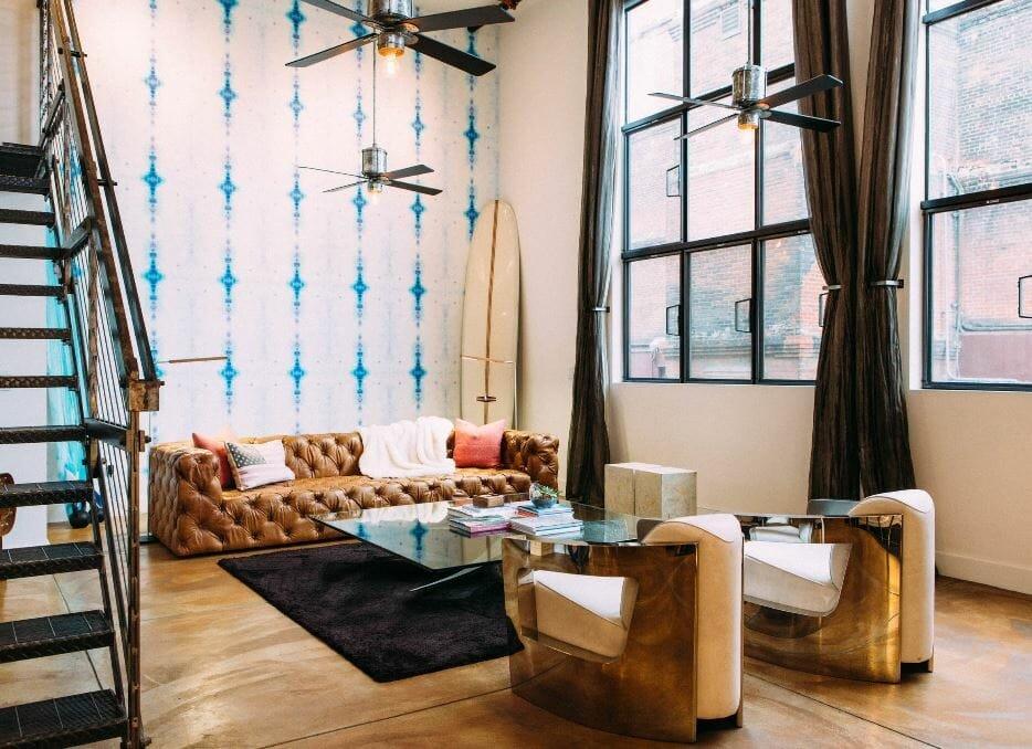 2019 home decor trends wallpaper